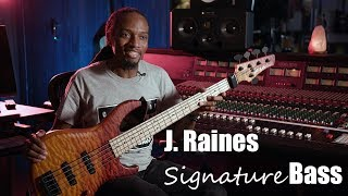 Introducing the Justin Raines Signature Bass by MTD (4K)