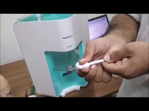 Service Video for Havells Max & Havells Pro Model Water Purifier RO UV UF from Filterkart.com