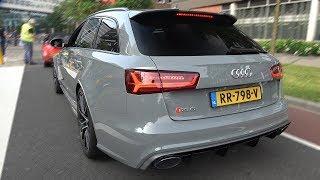 700HP Audi RS6 Avant C7 4.0 TFSI V8 Quattro - Brutal Revs & Accelerations!