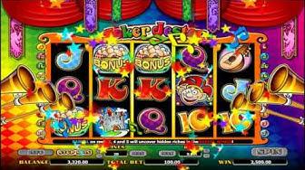 Joker Jester Pokies -  BIG Win - Bonus Rounds - Free Spins - Great Game