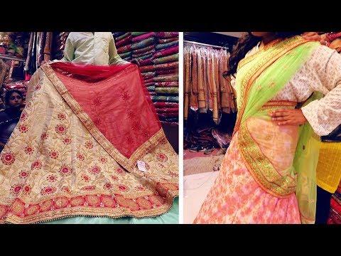 Designer Lehenga For Wedding At Cheapest Price | Half Saree Designs | Lehenga choli | Lehenga saree