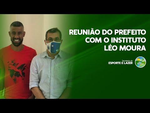 INSTITUTO LÉO MOURA PODE CHEGAR EM RIO BONITO EM BREVE