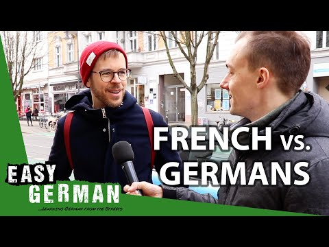 What Germans think about the French | Easy German 337