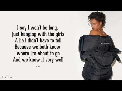 Unfaithful - Rihanna (Lyrics)
