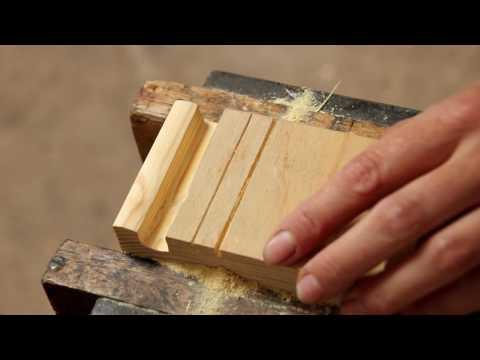 Video 10:  Gouge Honing Block