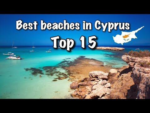 Top 15 Best Beaches In Cyprus, 2020