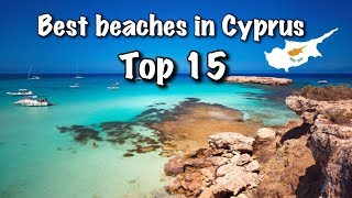 Top 15 best beaches in Cyprus 2018