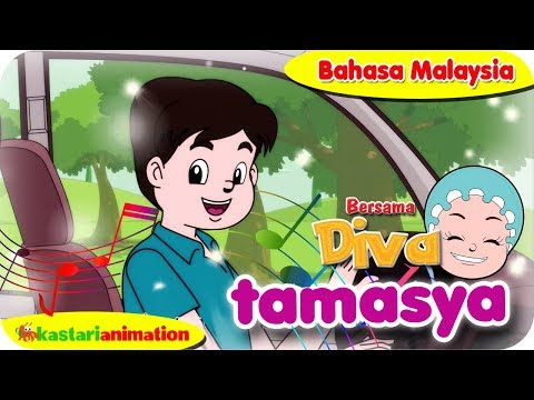 TAMASYA | Nyanyian Anak Islam Bahasa Malaysia Bersama Diva | Kastari Animation Official