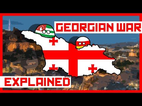 The Georgian War Explained