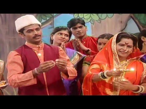 Mahur Gargh Mata Aarti - Marathi Devotional Aarti