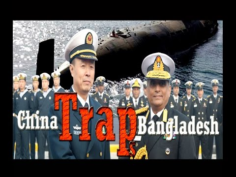 China Traps Bangladesh:  Hands Over Two Submarines To Counter India In IOR