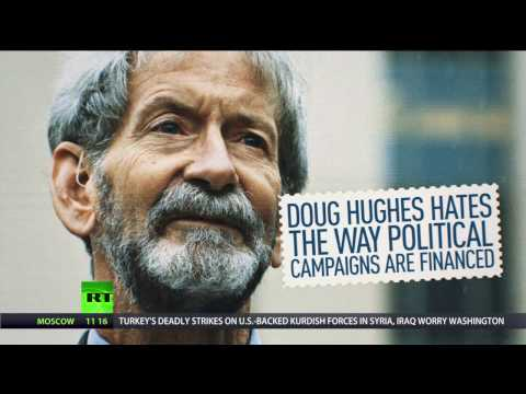 Minus Gyrocopter: Anti-corruption activist Doug Hughes finally sends Congress protest mail
