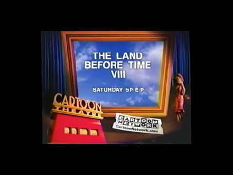 Cartoon Theatre Promo - The Land Before Time Vlll