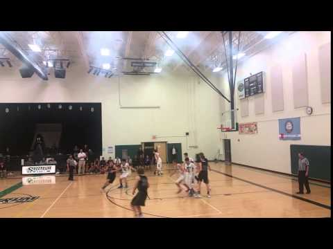 Spectrum High School vs.  Legacy Zach Clark