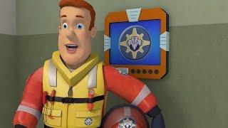 Fireman Sam US New Episodes | Fireman Sam's Ocean Rescues - 30 Minutes! 🚒 | Cartoons for Children