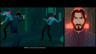 John Wick Hex: Quick Look (Video Game Video Review)