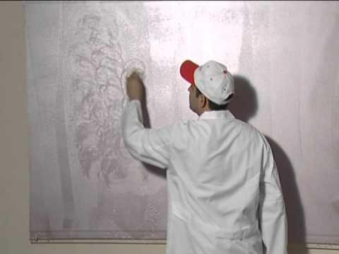 Youtube - Peinture murale a effet ...
