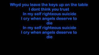 System Of A Down - Chop Suey! Lyrics