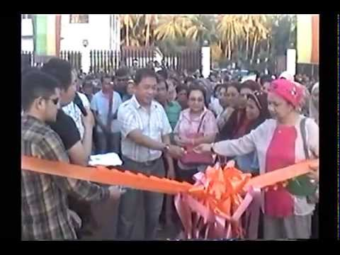 Inauguration of Maimbung Children's Park in Sulu