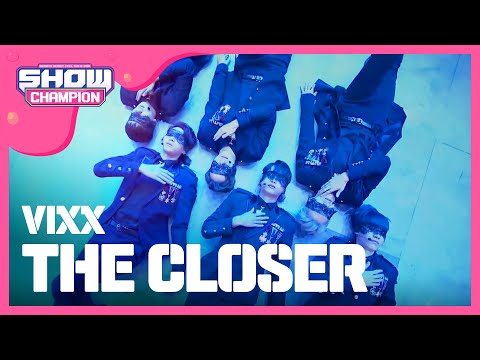 Show Champion EP.206 VIXX-The closer
