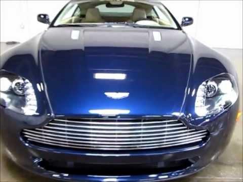2008 Aston Martin V8 Vantage For Sale Youtube