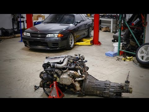 NEW JDM ENGINE COMES WITH FREE JDM GOODIES!!
