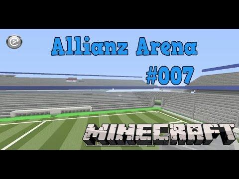Minecraft Wir bauen die Allianz Arena #007*[HD] Der VIP Bereich ...