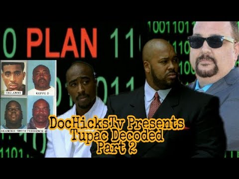 Tupac Decoded: Suge Knight & Dr. Dre Meeting + Tupac Last Days And More Part 2   DocHicksTv