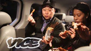 Getting Drunk On Soju In South Korea