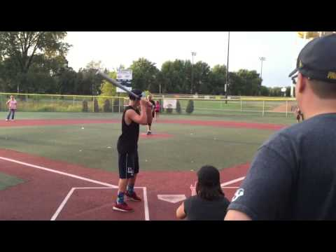 Wiffleball Game: Kids vs Parents