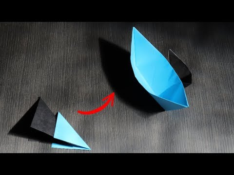 How to Make Paper Boat / Make7