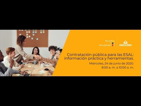 Contratación pública para