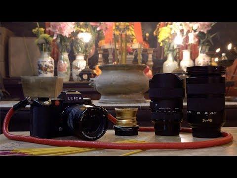 Leica SL2 In Hong Kong
