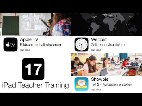 iPad Teacher Training 17
