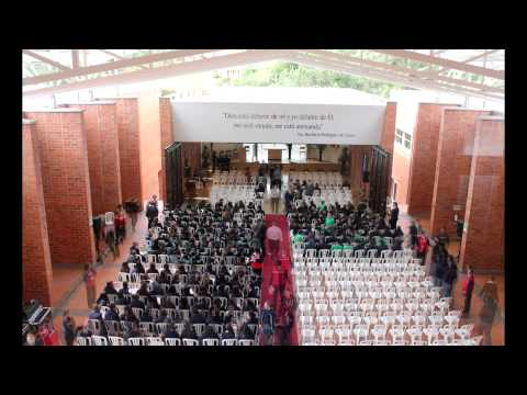 Time-lapse ceremonia eucarística 45 años