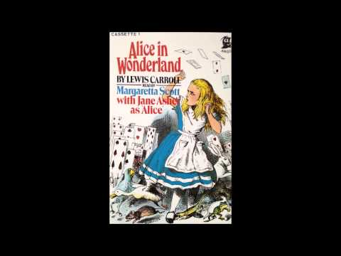 Alice In Wonderland (Lewis Carroll, Margaretta Scott, Jane Asher)