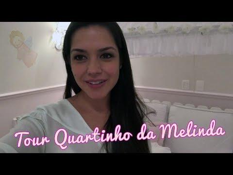 TOUR Quartinho da Melinda - Tatá Fersoza