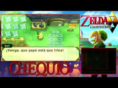 The Legend of Zelda: A Link Between Worlds - How to get... | Doovi