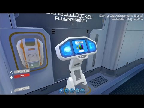 Subnautica v22388 and Seamoth Upgrades+Exosuit