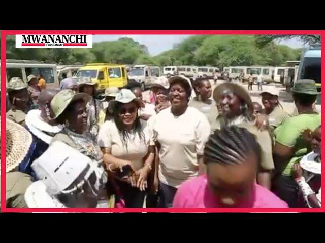 Wanawake walivyo washa moto TANAPA