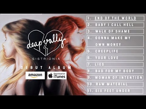 Deap Vally - Sistrionix - Album Sampler