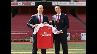 How excited are you for next season? | Unai Emery Arsenal Nation special