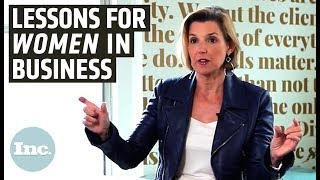 Crucial Lessons for Women in Business from a Wall Street CEO | Inc.
