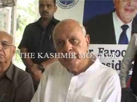 I am still JKCA president: Farooq Abdullah
