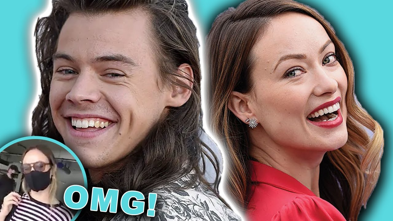 Olivia Wilde FINALLY Speaks On Harry Styles Romance! | Hollywire