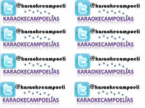 karaoke Veronica Caramelos de Cianuro