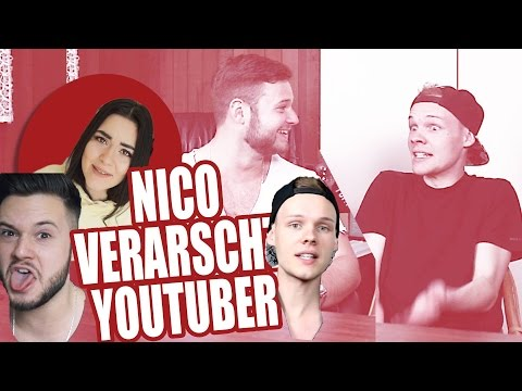 Nico verarscht Youtuber | mein Style ist SCHEIßE | inscope21
