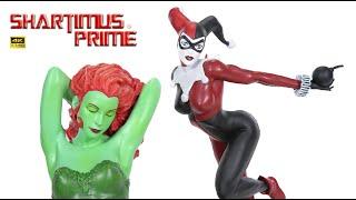 Classic Version Diamond Select Toys DC Gallery PVC Figure Harley Quinn