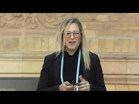 DIS 2018: Melissa Rosenthal, Cheddar