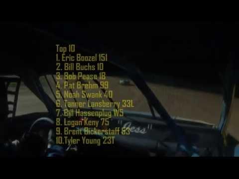 99 Pat Brehm Lernerville Speedway Steel City Stampede 10-15-16